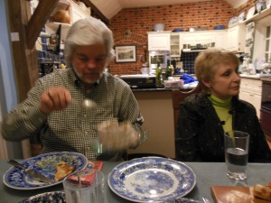 Glenn Collard & Marietta Smith