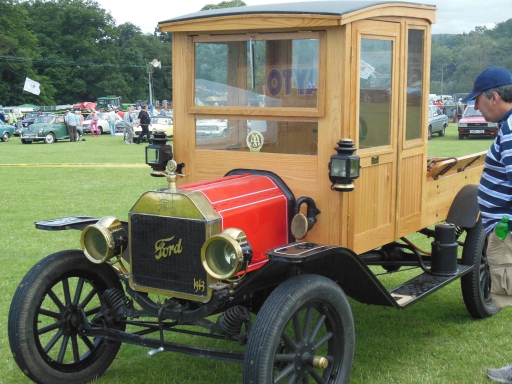 A very old Model T