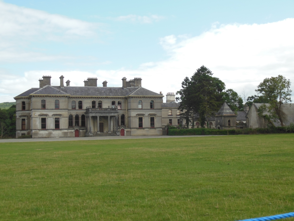 Stradbally Hall