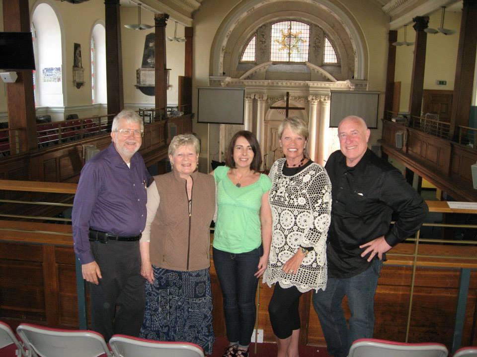 Bible Academy Team